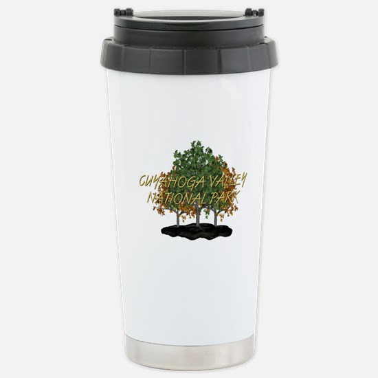 ABH Cuyahoga Valley Stainless Steel Travel Mug