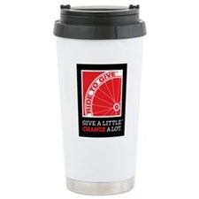 Unique Riding Travel Mug