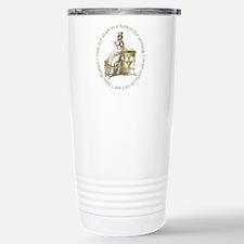 Jane Austen Writing Travel Mug
