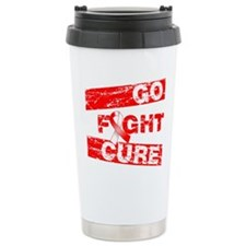 Aplastic Anemia Go Fight Cure Travel Mug