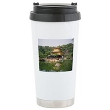 Kinkaku-ji Travel Coffee Mug