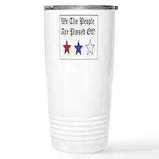 We the people. Travel Mug