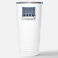 Corktown Stainless Steel Travel Mug