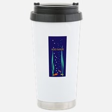 Swimming Fish Travel Mug