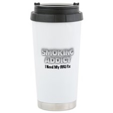 Cute Smoker Travel Mug