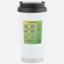 Genetics of meiosis Travel Mug