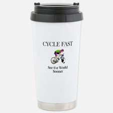 TOP Cycle Fast Stainless Steel Travel Mug