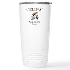 TOP Cycle Fast Travel Mug