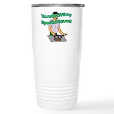 My Special Sauce Travel Mug