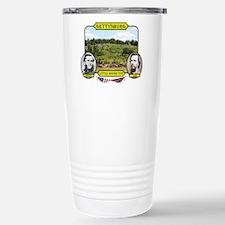 Gettysburg-Little Round Top Travel Mug