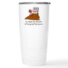 R.I.P GOP Travel Coffee Mug