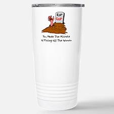 R.I.P GOP Travel Mug