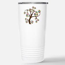 Puzzled Tree of Life Travel Mug