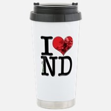 I Love contrabaND Stainless Steel Travel Mug
