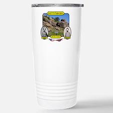 Gettysburg-Devils Den Travel Mug