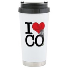 I Love COntraband Travel Mug