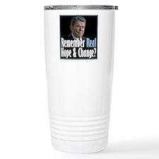 Reagan Hope Change Travel Mug