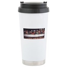The Lords Last Supper Travel Mug