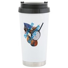 bluegrass full shirt Travel Mug