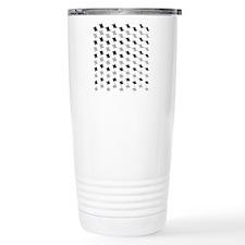 fashion patterns Travel Mug