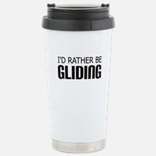 Rather Be Gliding Stainless Steel Travel Mug