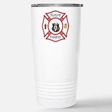 Future Firefighter Travel Mug