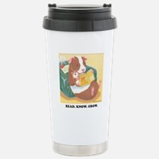 Pet Shop Reads Stainless Steel Travel Mug