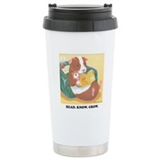 Pet Shop Reads Travel Mug