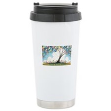 Magical Reading Tree Travel Mug