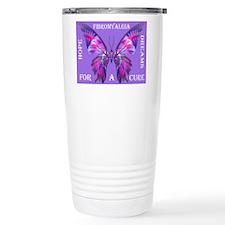 FIBROMYALGIA HOPE Travel Coffee Mug