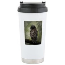 Barred Owl Travel Mug