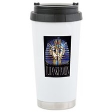 tut painting long Travel Mug