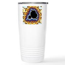 Mandelbrot Set All Travel Mug