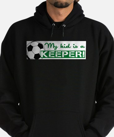 Proud Goalkeeper Parent Sweatshirt