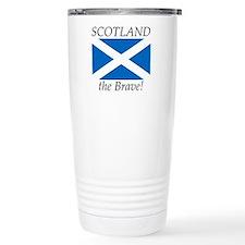 Scotland the Brave Travel Mug