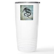 Dragon Art Travel Mug