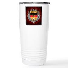 Germany Soccer Keepsake Travel Mug