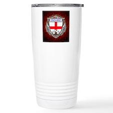 England Soccer Keepsake Travel Mug