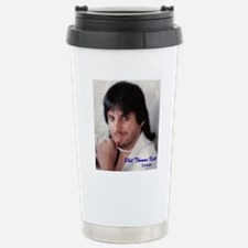 CuriousCover Stainless Steel Travel Mug