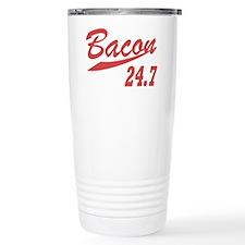 Bacon 247 Travel Mug