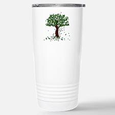 MAGNOLIA TREE Stainless Steel Travel Mug