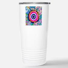 Sun#1-eye Stainless Steel Travel Mug