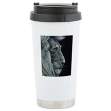 Golden Lion Travel Mug