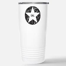 SNL Black Star Travel Mug