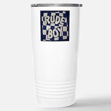 Rude Boy OiSKINBLU whit Travel Mug