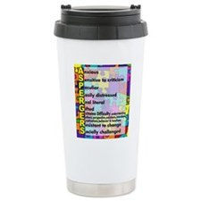 aspergers traits 3 copy Travel Mug