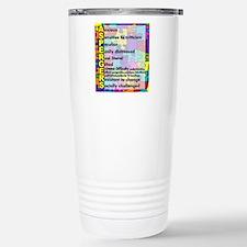 aspergers traits 3 copy Travel Mug