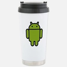 Android-Stroked-Black-N Thermos Mug