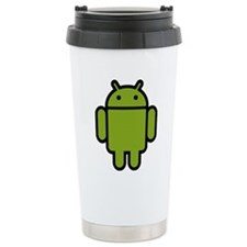 Android-Stroked-Black-N Travel Mug