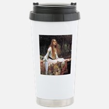 Lady of Shalott by Wate Travel Mug
